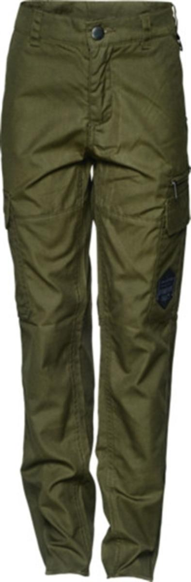 Key Point Kids trousers Pine green