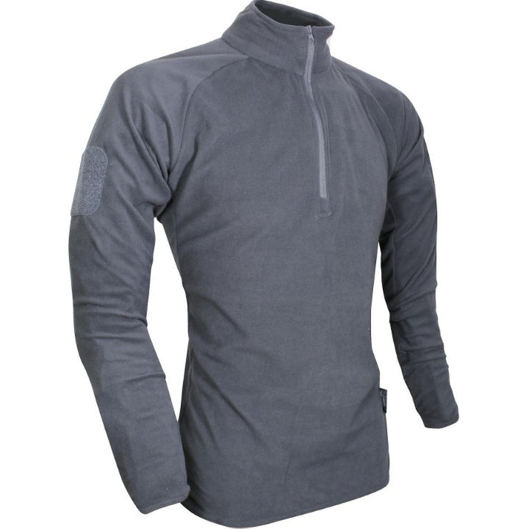 Elite Mid layer Fleece Titanium
