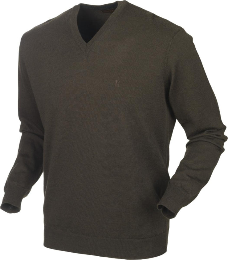 Glenmore pullover Demitasse brown
