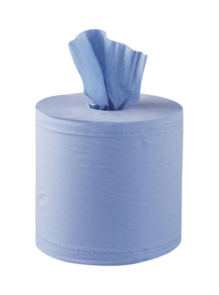 Blue Centrefeed Towel