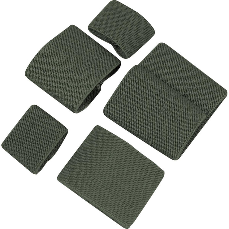 Buckle Tidy Set Green