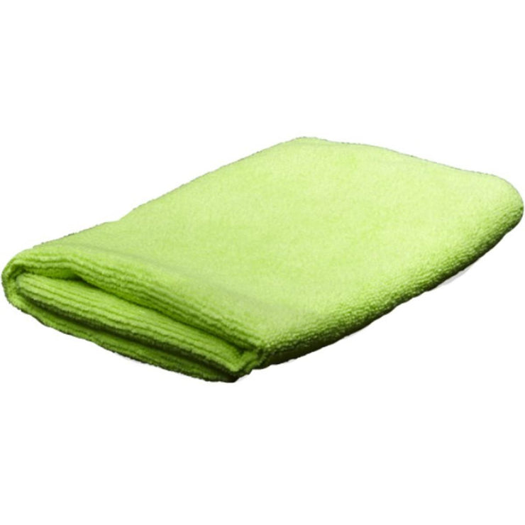 Green Microfiber Towel 2 Pack