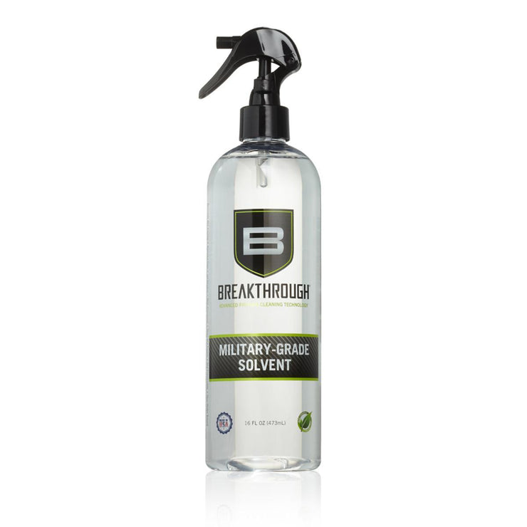 Breakthrough Military Grade Solvent 16oz. Bottle