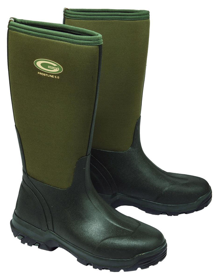 Frostline Boot Green
