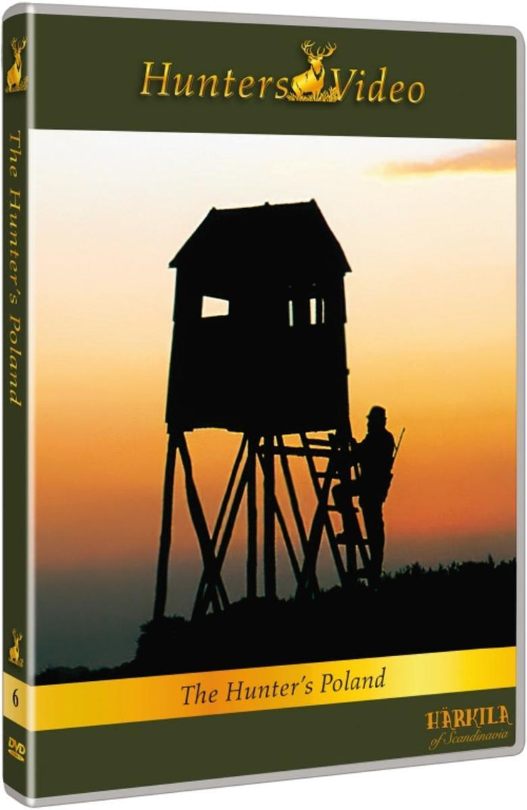 DVD The hunter s Poland DVD multi language