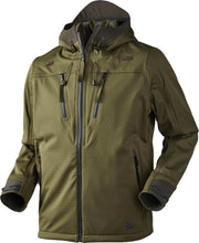 Hawker Shell jacket Pro green