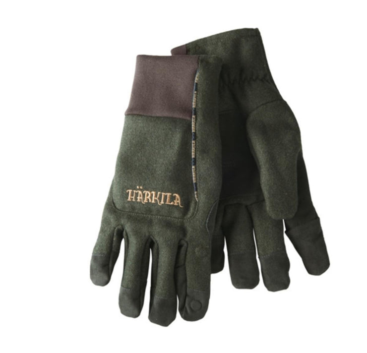 Metso Active gloves Willow green