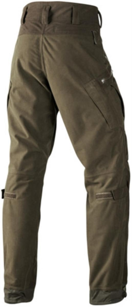 Vector trousers Hunting green Shadow brown