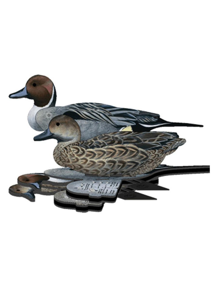 FUD F.U.D Fold Up Decoy Pintail 6pk