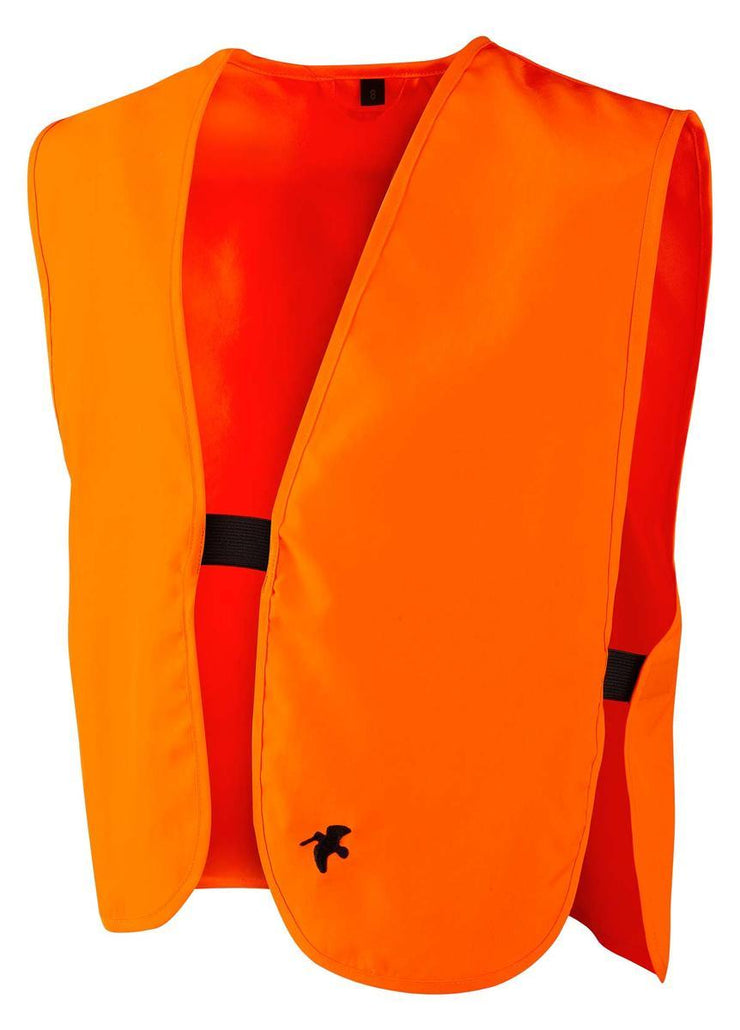 Fluorescent Kids waistcoat Fluorescent orange