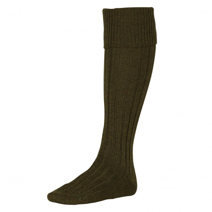 Lomond Socks Green