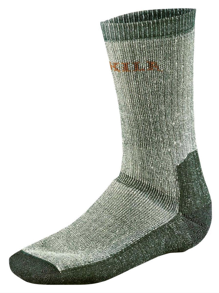 Expedition sock Grey Green
