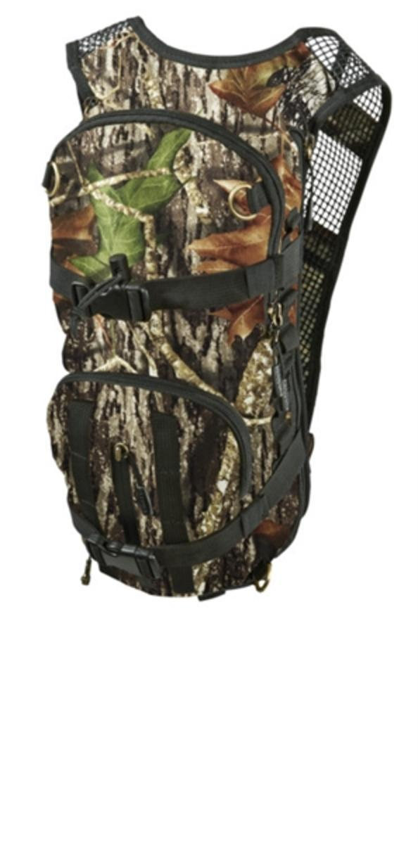 Alta rucksack in brushed tricot Mossy Oak New Break Up 12 L