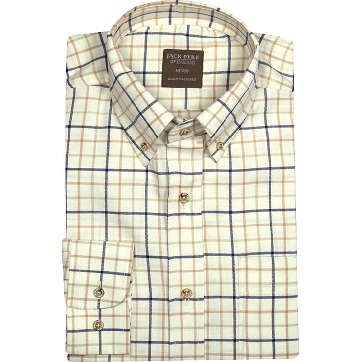 Countryman Shirt Navy Check