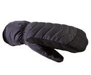 Women s Outdoor Mitten Black