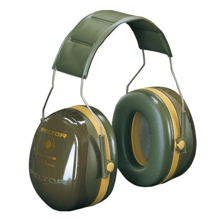 Bullseye III Green Hearing Protection