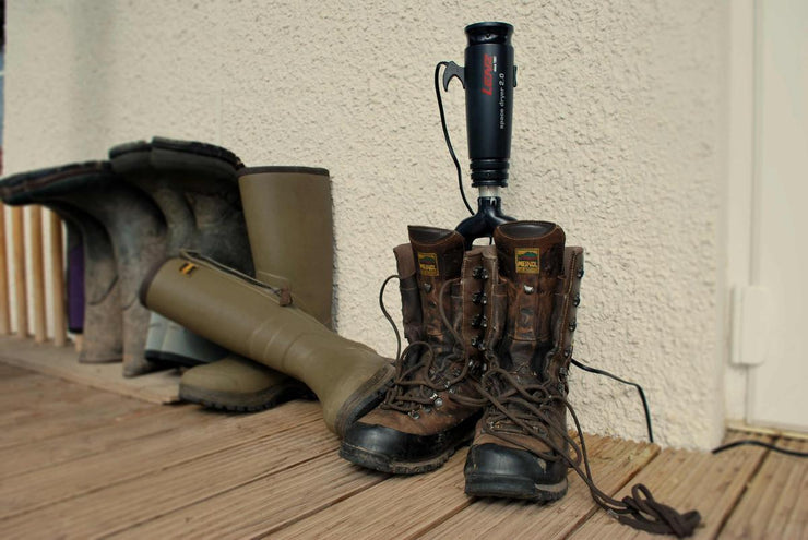 Boot Space Dryer 2.0 240v EU with UK Plug