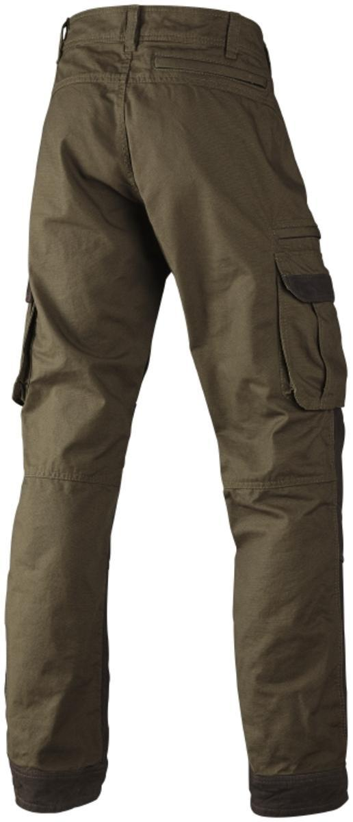 Ultimate Leather trousers Beech green