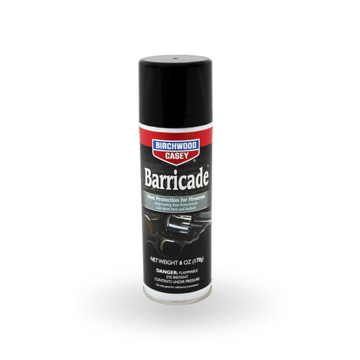 Barricade Rust Protection 6 ounce aerosol