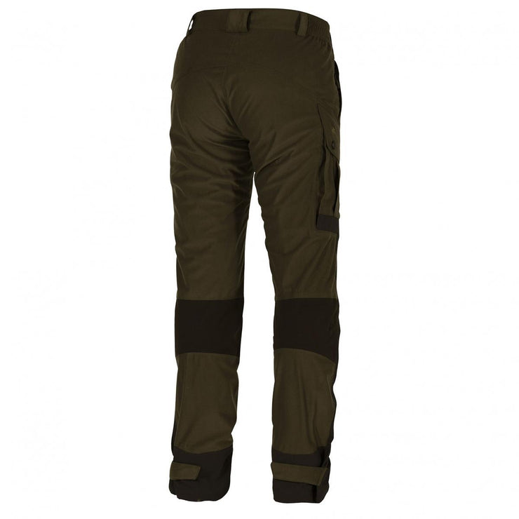 Lady Christine Trousers w. Reinforcement Dark elm