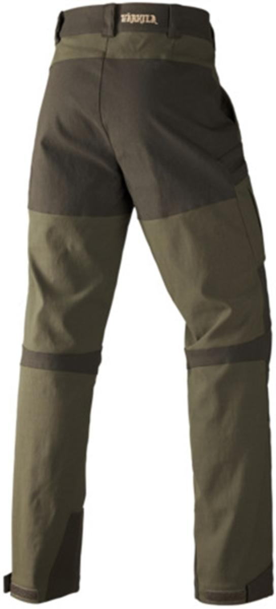Pro Hunter Extend trousers Hunting green Shadow brown