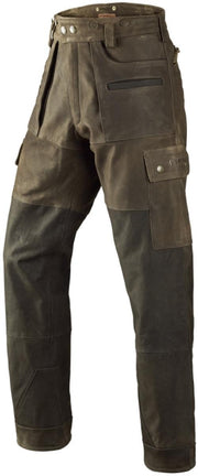 Angus trousers Green Brown