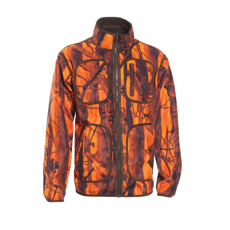 Gamekeeper Reversible Fleece Jacket