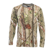 Deerhunter GH Camo Long Sleeve T-Shirt