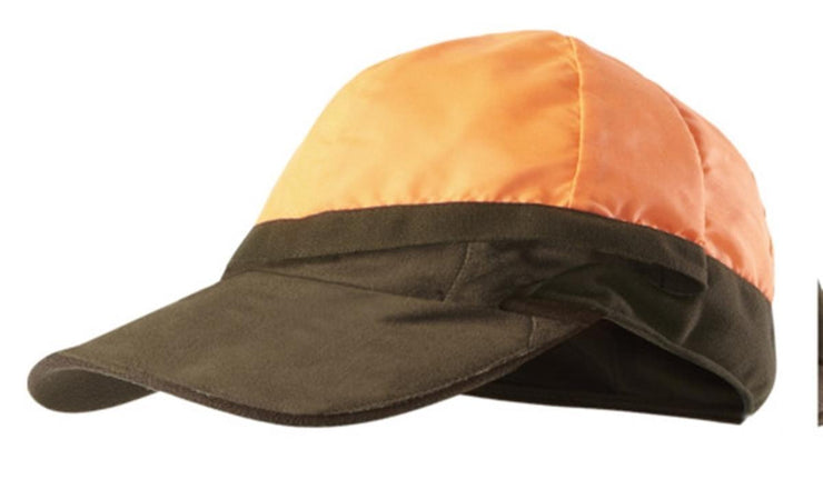 Vector cap Hunting green Shadow brown