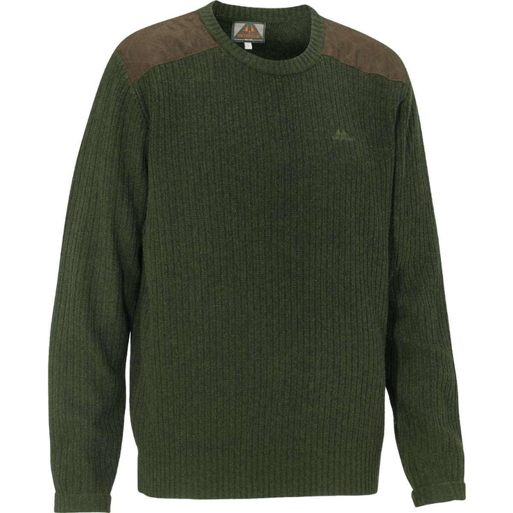 Derek M Sweater Green