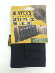Shotgun Shell Holder Buttstock Holds 5