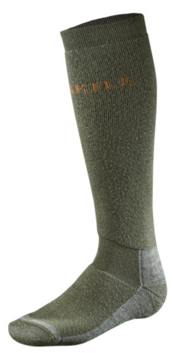 Pro Hunter long sock Dark green