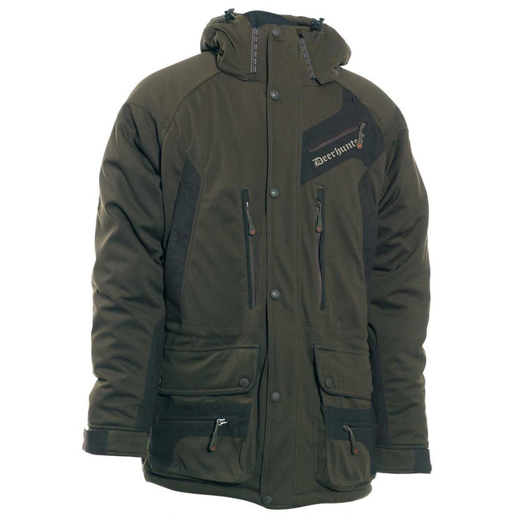 Muflon Jacket Long Green