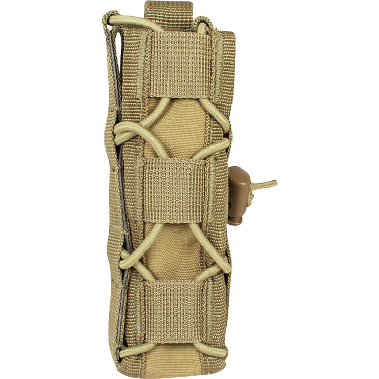 Elite Extended Pistol Mag Pouch - Coyote