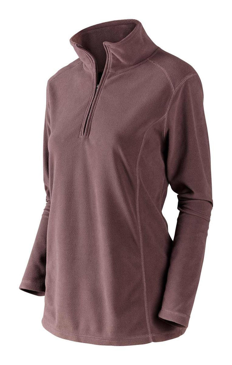 Adele Lady Fleece (Raisin)