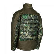 Cumberland Quilted Jacket IN EQ Camouflage