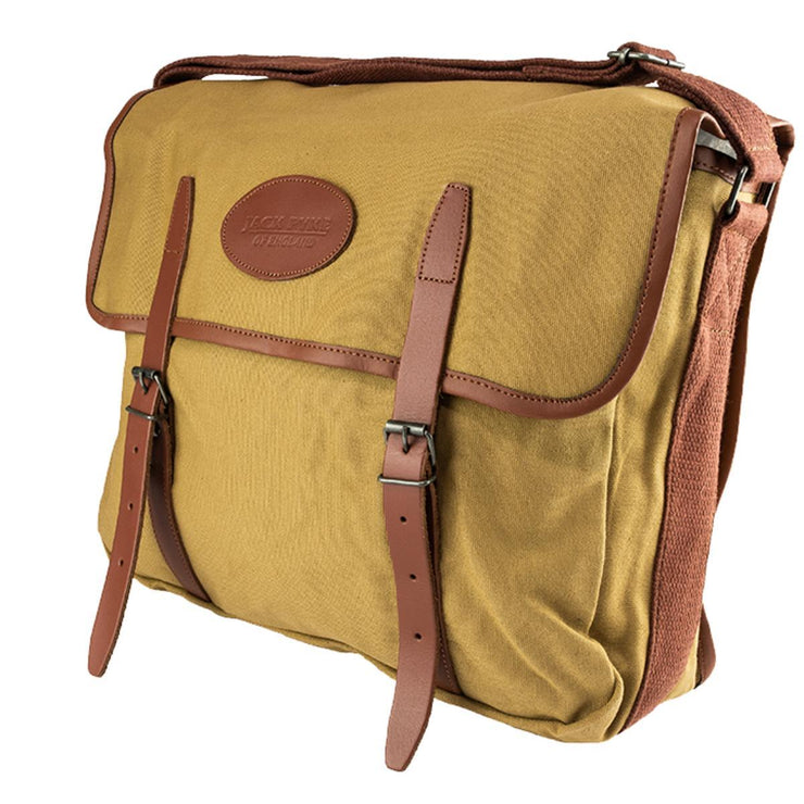 Canvas Dog Bag Fawn