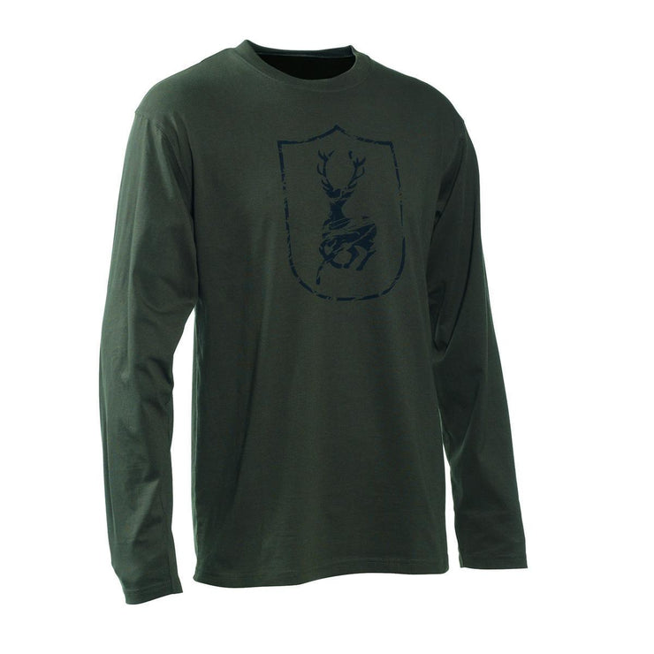 Logo T Shirt Long Sleeve