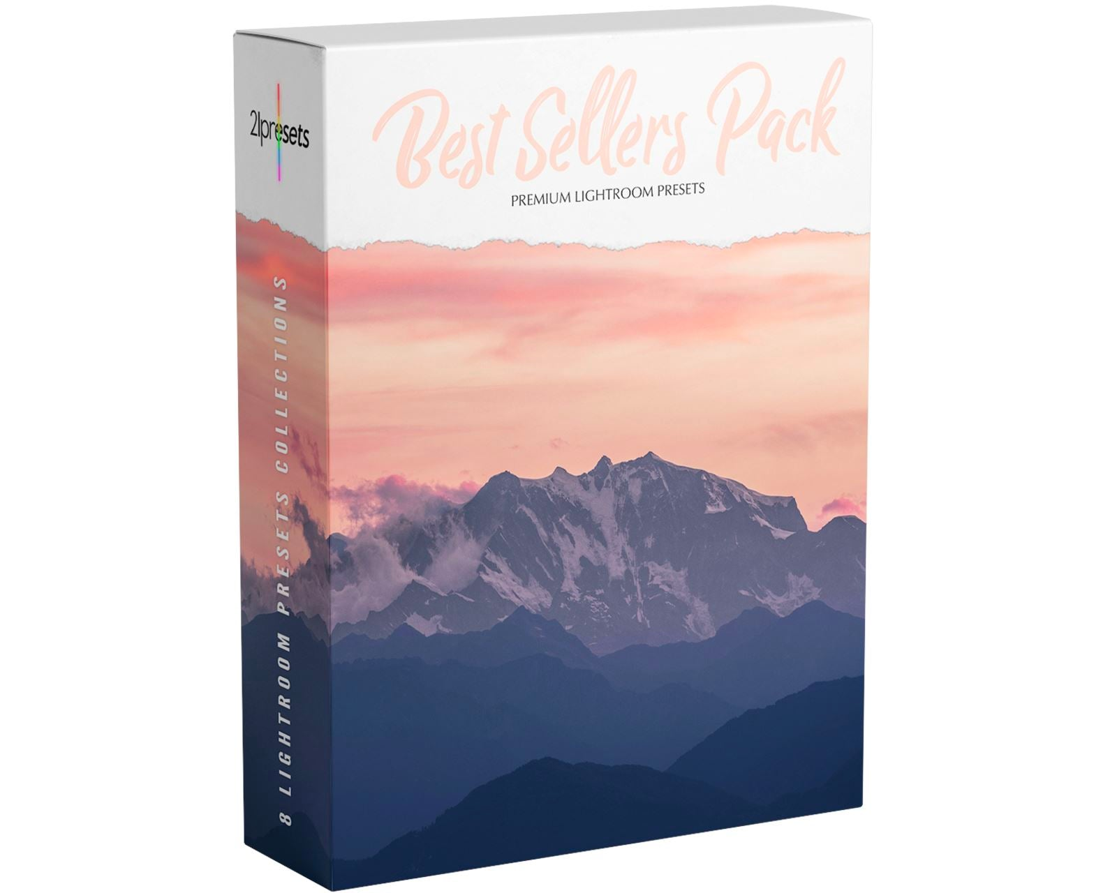 BEST SELLERS PACK PACKS 21presets®