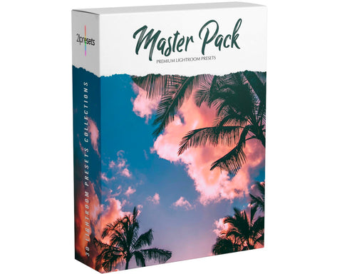 MASTER PACK PACKS 21presets®