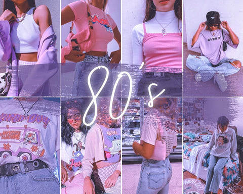 *NEW* 80'S 21presets®