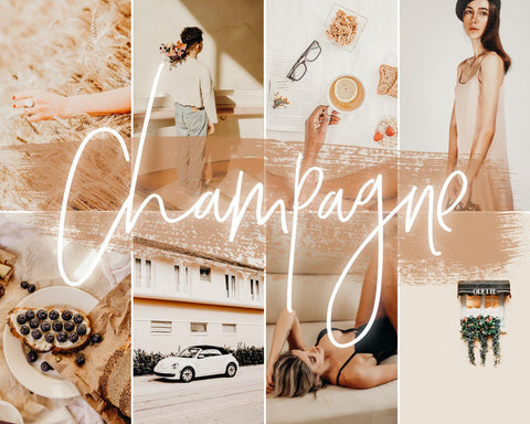 *new* CHAMPAGNE 21presets®