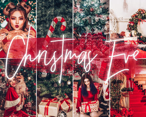 *new* CHRISTMAS EVE - 21presets®