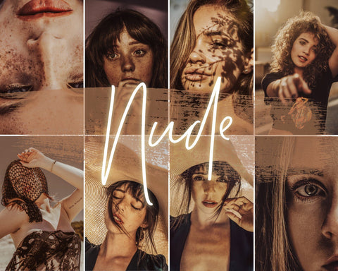 *new* NUDE - 21presets®