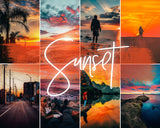 *NEW* SUNSET Presets 21presets®