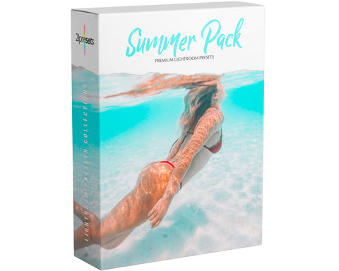 SUMMER PACK Packs 21presets®