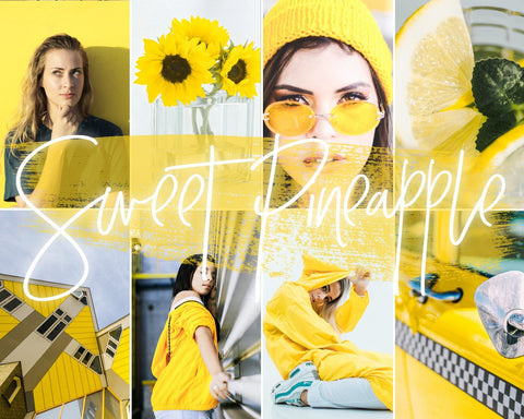 SWEET PINEAPPLE 21presets®