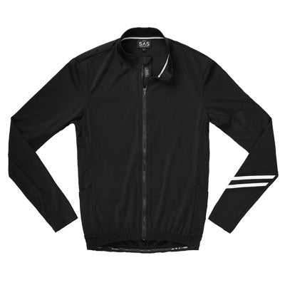 S2 Long Sleeve Synth Jersey – Black