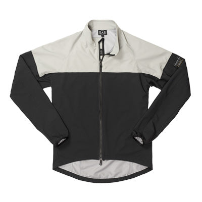 S1-J Colorblock Riding Jacket – Black