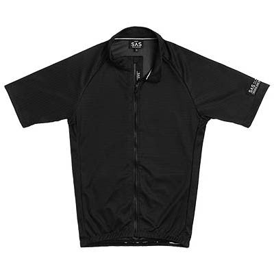 S1-A Riding Jersey – Black